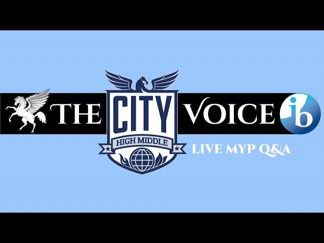 MYP Live Q&A