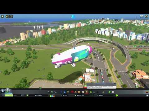 Cities Skylines Mass Transit | BLIMPS |