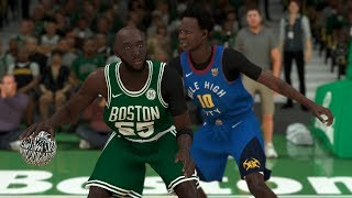 Tacko Fall vs Bol Bol 1v1 In NBA 2K20!