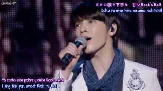 11. Kimi ga naitara (When you cry)~ D&E DVD Japan || Sub español ~ ENG sub ~ Kanji~ Rom||