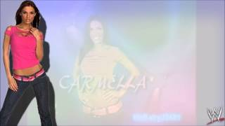 "WWE:Carmella DeCesare 1st Theme Song ""Body Talk"""