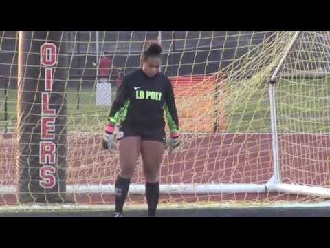 CIF Girls Soccer: Long Beach Poly vs. Huntington Beach