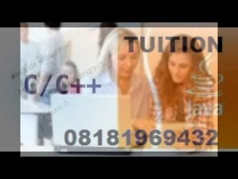 Computer tutor in Basavanagudi Ph 08181969432 Bangalore