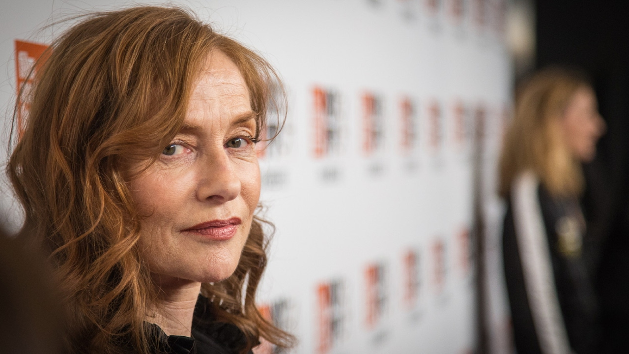 'Elle' and 'Things to Come' Red Carpet | NYFF54