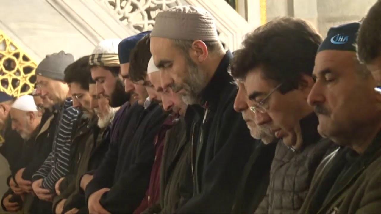 90 Bin Camide Mehmetçik'e Zafer Duası