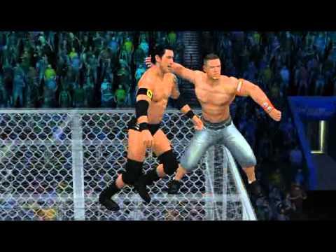 WWE SmackDown vs. RAW 2011 Nexus Is HISTORY!!!!!