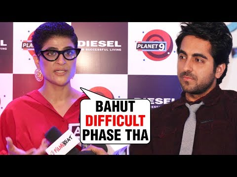 Ayushmann's Wife Tahira Kashyap becomes EMOTIONAL| Reveals Her CANCER Struggle Mp3