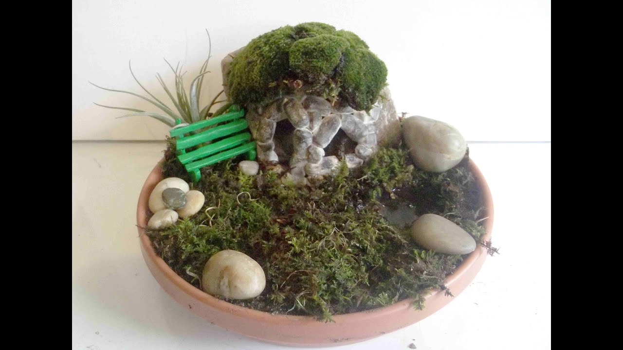 How To Sculpt A Fairy House And Garden With Polymer Clay
