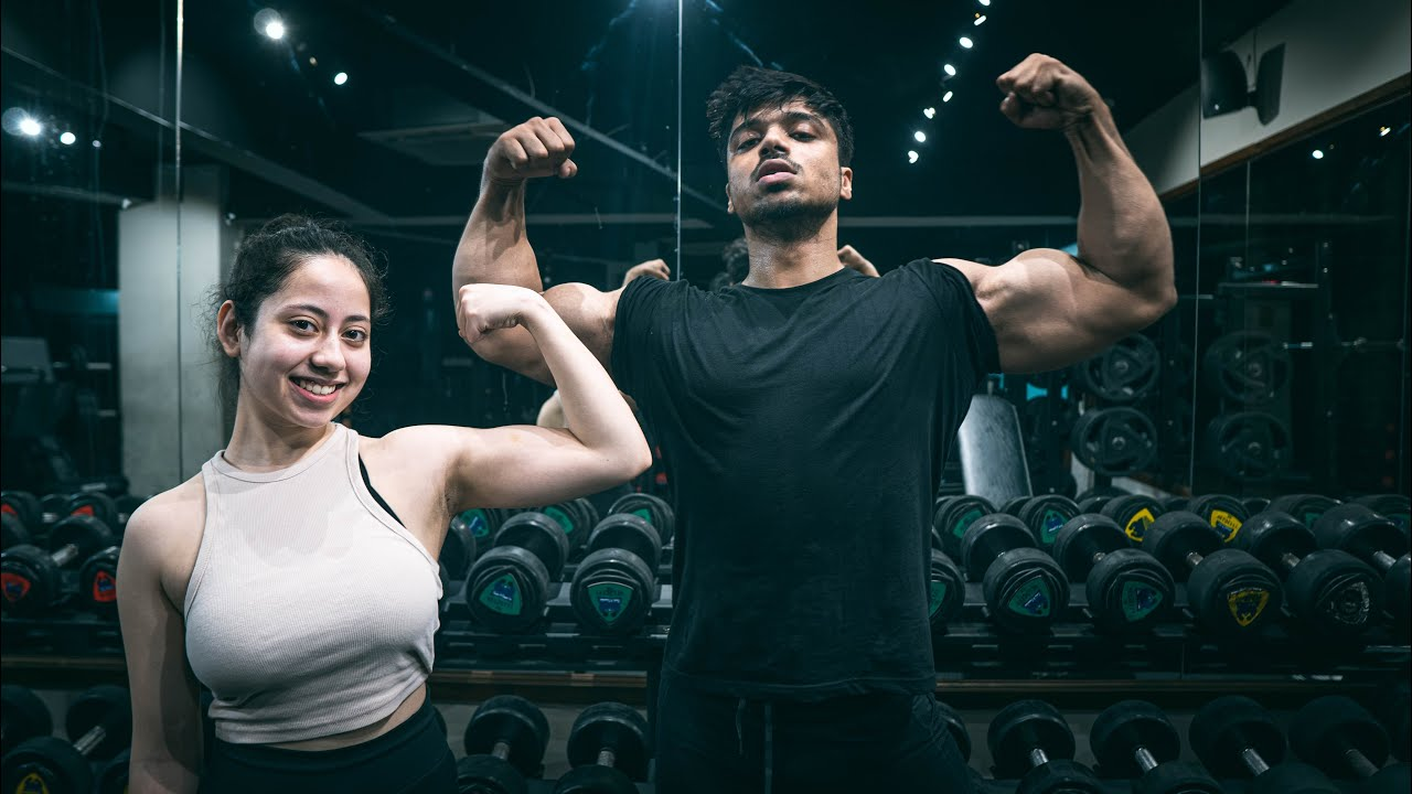 Hitting My Deadlift PR 🔥 & Intense Back and Biceps Workout