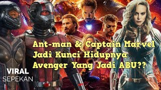 Prediksi Kelanjutan Kisah Avenger  Infinity War  -  Fakta Yang Menyakitkan!