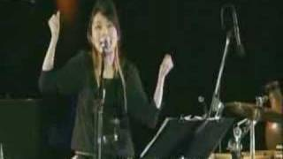 Hitomi Yaida's Not Still Over, acoustic live. ... Eh! The man of th...