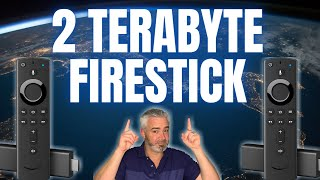 TURN YOUR FIRESTICK INTO A BEAST! 2 TERABYTE WITH ES FILE MANAGER PRO