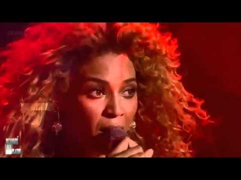 Beyoncé1+1  at Glastonbury 2011
