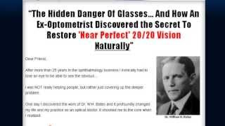 Vision Without Glasses Pdf - Perfect Vision Without Surgery