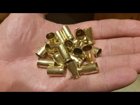 The Absolute CHEAPEST Way To Wet Tumble Brass For Reloading