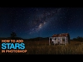 How to Add Stars in Photoshop