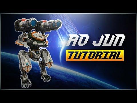 [WR] 🔥 How To Play Ao Jun More Effectively - Tutorial | War Robots