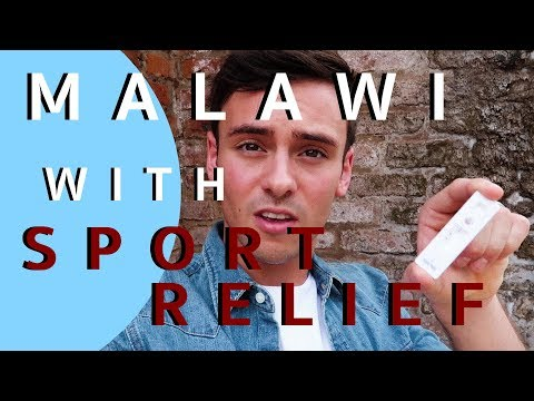 MALARIA IN MALAWI | SPORT RELIEF 2018 I Tom Daley