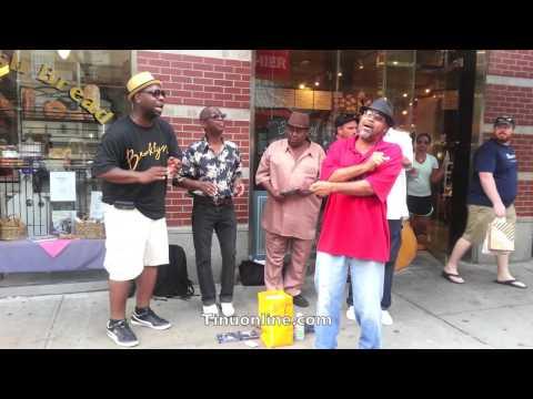 Doo Wop Singing Acappella Group