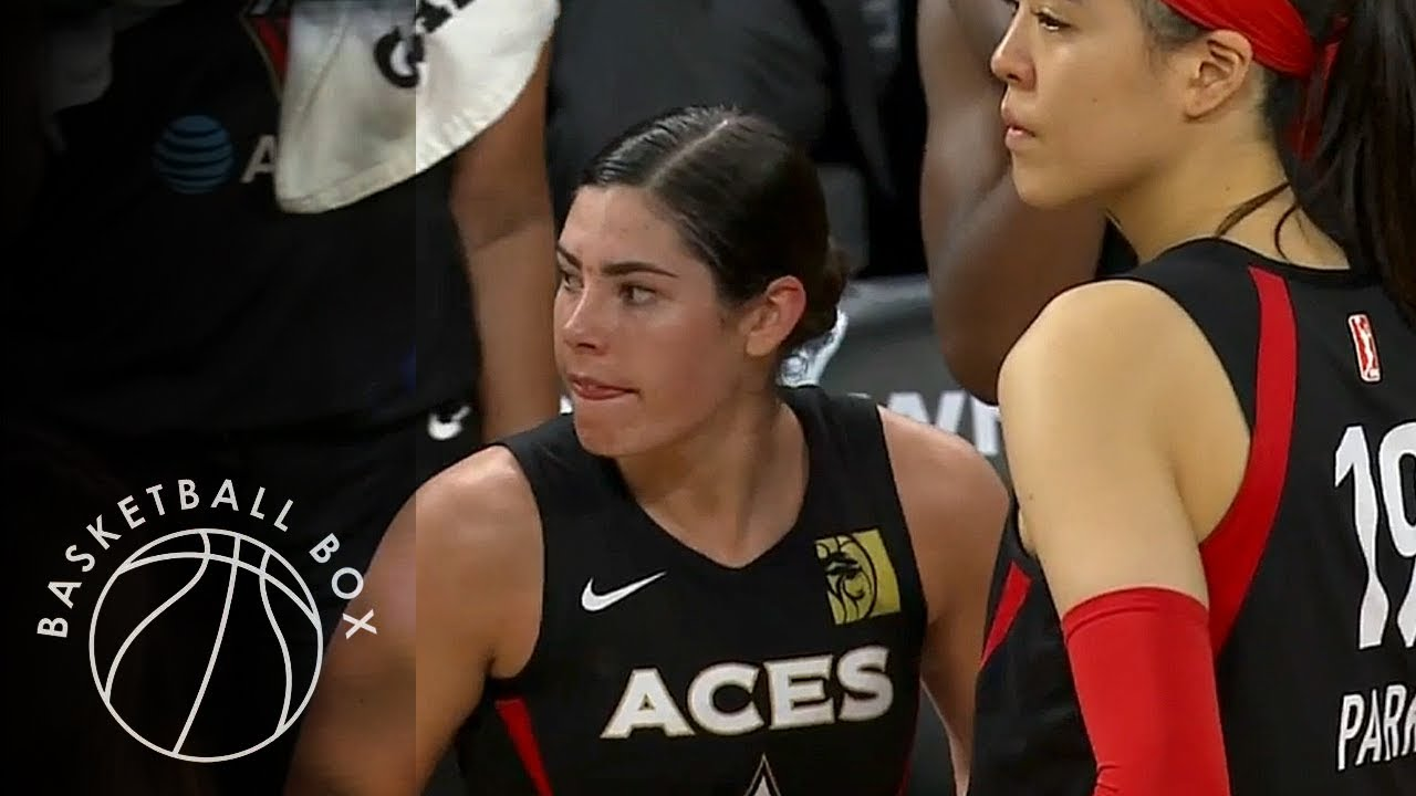 [WNBA] Seattle Storm vs Las Vegas Aces, Full Game Highlights, July 23, 2019