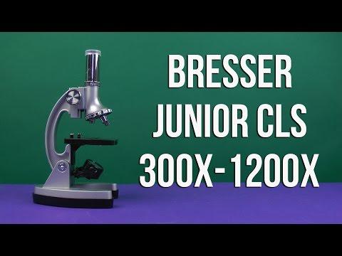 Bresser junior biotar cls 300x 1200x купить микроскоп: цены