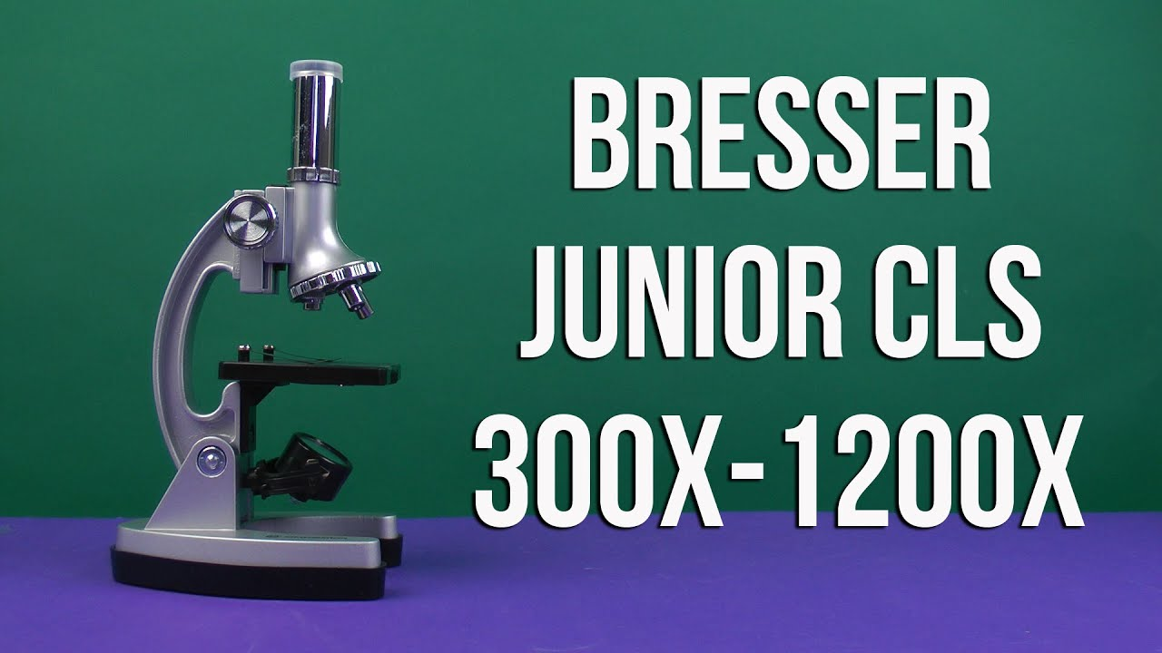 Распаковка bresser junior cls 300x 1200x 914847 youtube