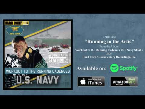 Running in the Arctic (Navy SEALs Cadence)