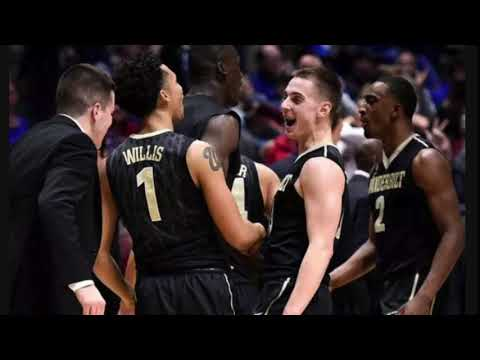 Vanderbilt Basketball Season Preview 2017-18