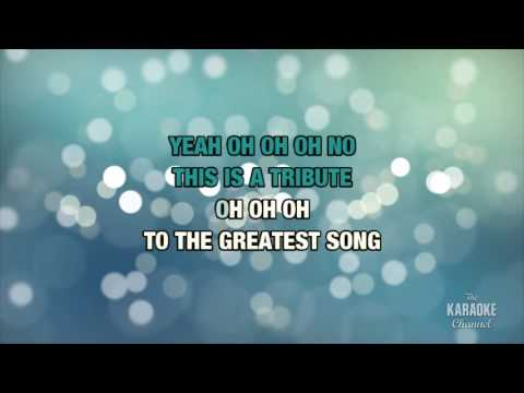Tribute in the style of Tenacious D | Karaoke with Lyrics