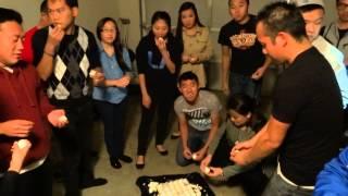 Egg Crack Challenge!