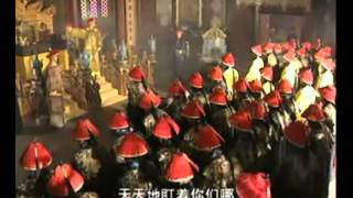 康熙王朝中堪稱經典的四分鐘