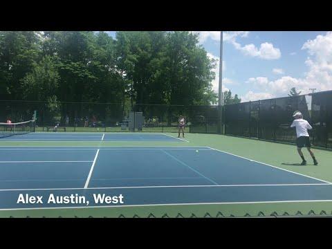 TSSAA Spring Fling: tennis quarterfinals