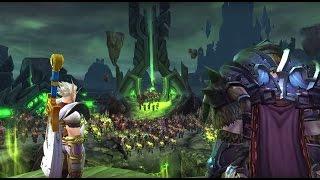 Assault Broken Shore (Alliance) - Legion Alpha [LORE SPOILERS]