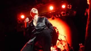 "Marc Almond ""Champagne + Black Heart""at Sala Arena Madrid Febr. 12th 2016"