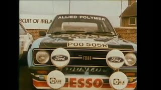 1978 British Open Rally Championship. A Little Bit Sideways. Escort Chevette etc