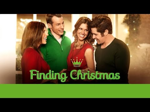 Hallmark Channel  Finding Christmas  Premiere