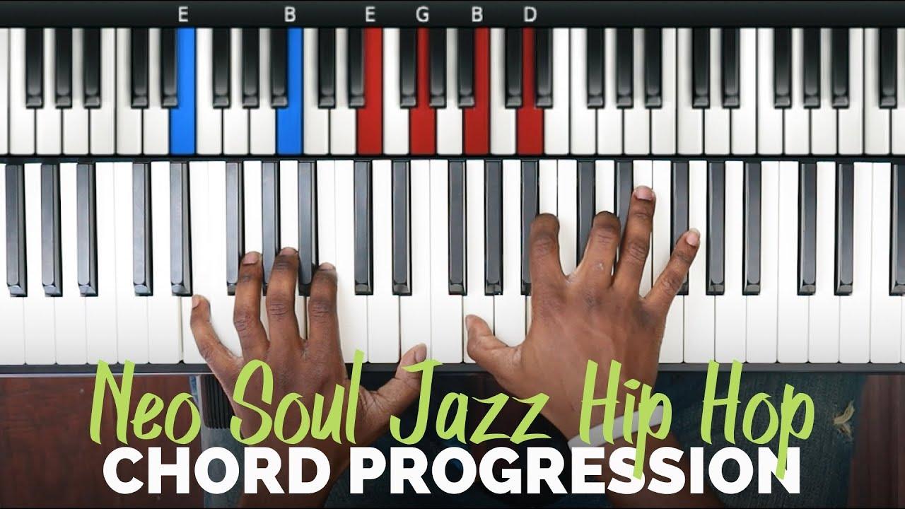 Neo Soul, Jazz Hip Hop Chord Progression