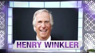 Friday on 'The Real': Henry Winkler