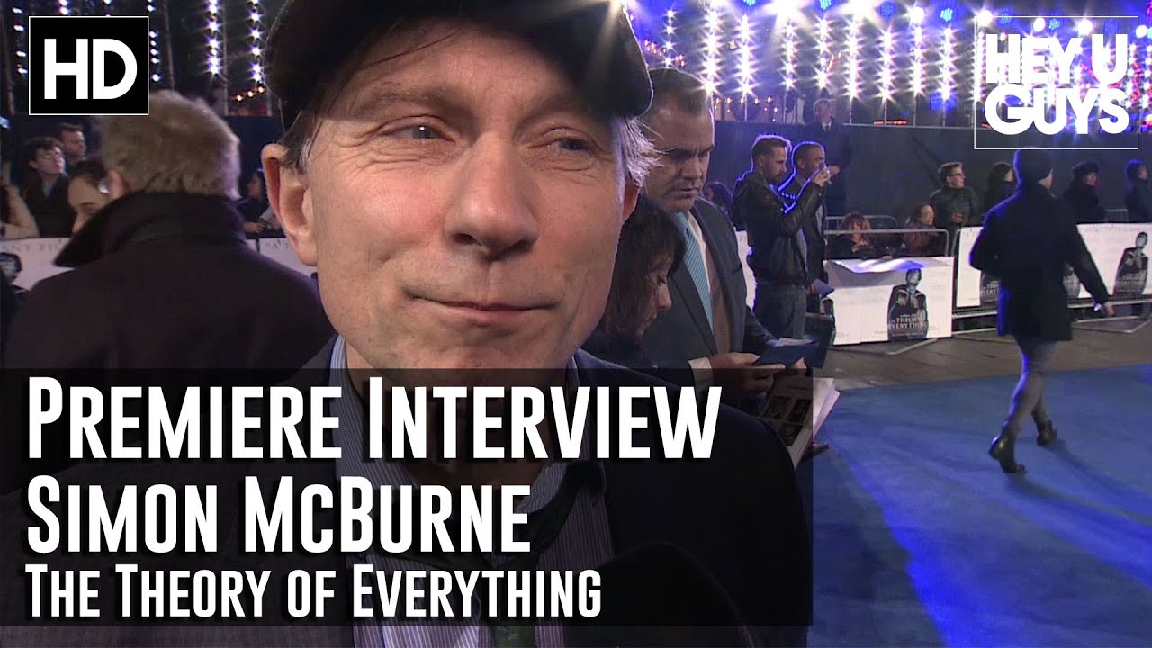 Simon McBurney Interview - The Theory of Everything ...