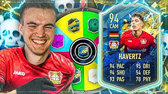 FIFA 20: TOTS HAVERTZ Glücksrad Buy First Guy ☠️💥🥺