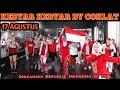 KEBYAR KEBYAR BY COKELAT/HUT REPUBLIK INDONESIA KE 75 & HUT HJ.BUNGA LIANI