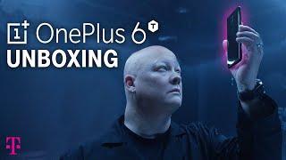 OnePlus 6T Unboxing - Sólo en T-Mobile
