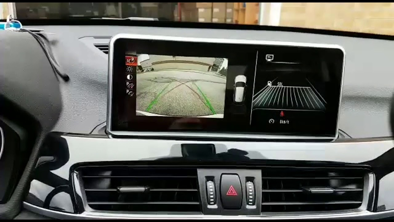 how to install installation 2016 2017 bmw x1 f48 android navigation rh youtube com