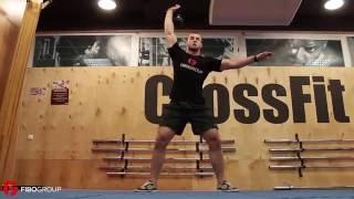 10 упражнений для ног с гирями