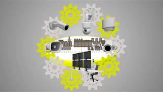 AXIS P1290-E vidéo