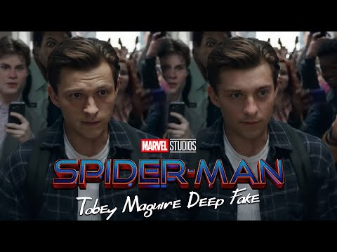 Spider-man: No Way Home but it's Tobey Maguire [Deepfake]