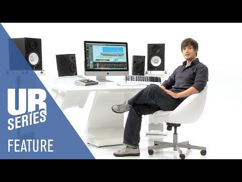 UR824 and UR28M Audio Interfaces   Feature Video