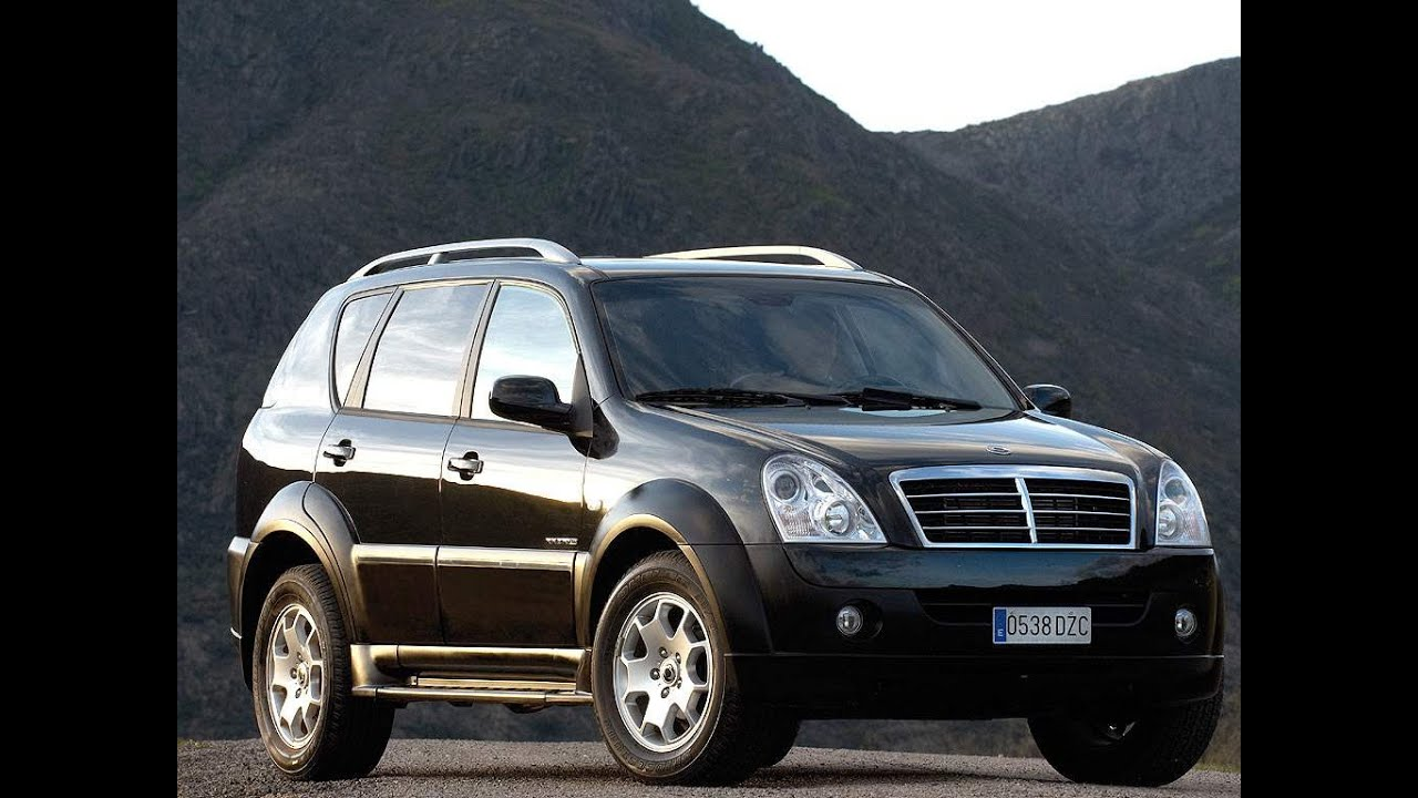 Ssang Yong New Action цепь грм