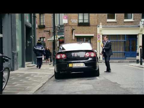 New volkswagen passat TV ad - positive thinking