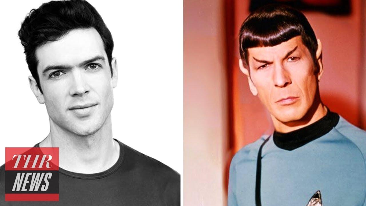 'Star Trek: Discovery' Casts Its Spock | THR News